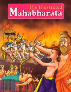 The Illustrated Mahabharatha - Wilco Books